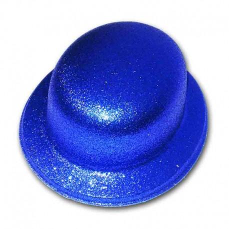 Bombetta glitter - BLU
