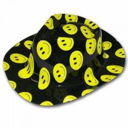 Cappello Cowboy NERO - SMILE