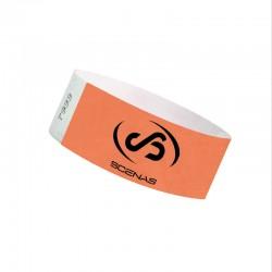 Braccialetti identificativi 2,5 cm - STAMPATI