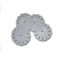 Connettori circolari - Ghiere - confezione da 100 pz