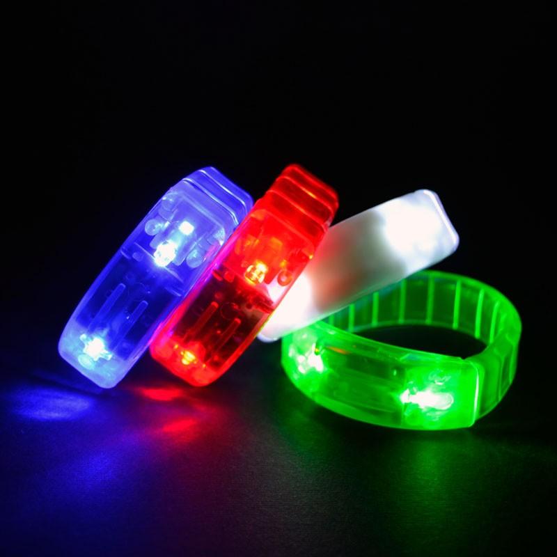 Braccialetto luminoso Light Pulse VERDE , LED