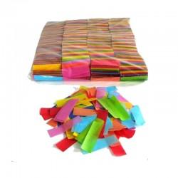 Coriandoli multicolore professionali a caduta lenta - 1 kg