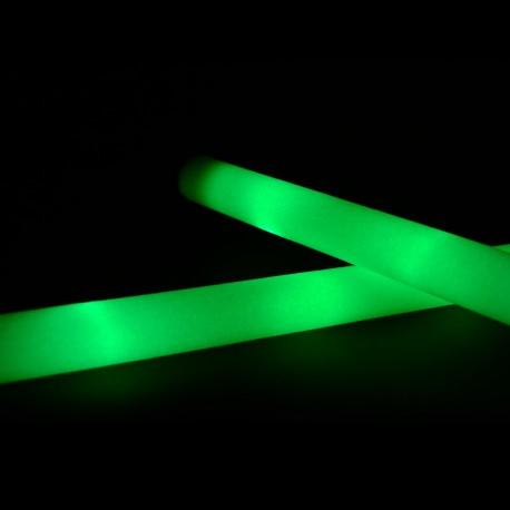 Morbido bastone a LED VERDE - Pingone