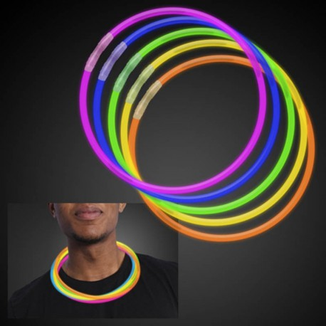 Collane luminose - Tubo da 50 pz