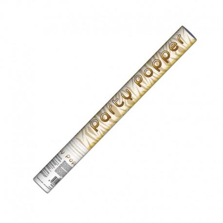 Sparacoriandoli oro - 60 cm caduta luccicante
