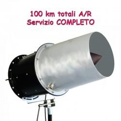 SCHIUMAPARTY MiniJet 100Km FULL