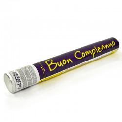 Sparacoriandoli Buon compleanno - 40 cm