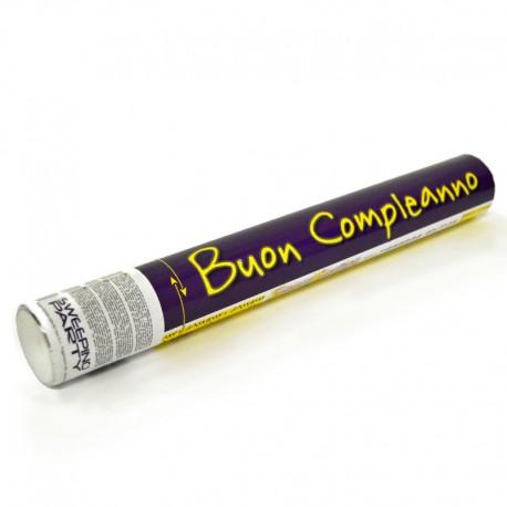 Sparacoriandoli Buon compleanno 2 - 40 cm